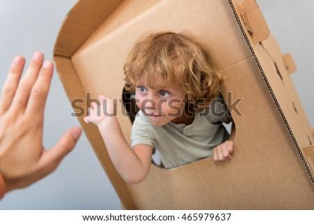little boy giving a bowjob to man
