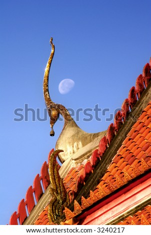 Taken at Phuket, Thailand. Rather early in the morning. - stock photo