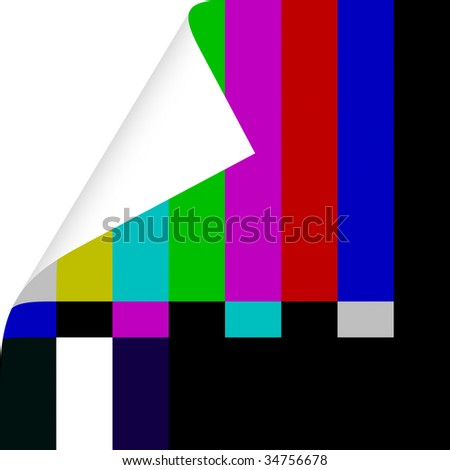 Talk About TV - stock photo
