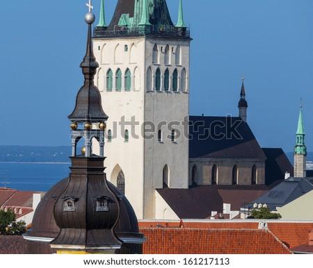 Tallinn - stock photo