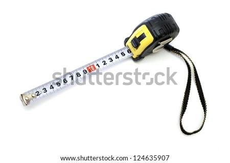 tape-measure - stock photo