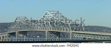 Tappan Zee Bridge - stock photo