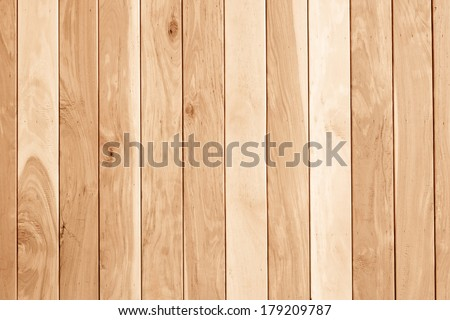 teak wood plank texture with natural patterns / teal plank / teak wall - stock photo