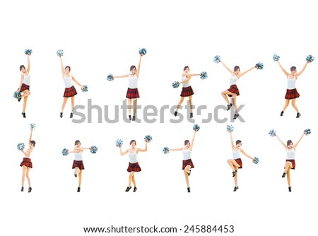 Team Achievement Together we'll Win  - stock photo