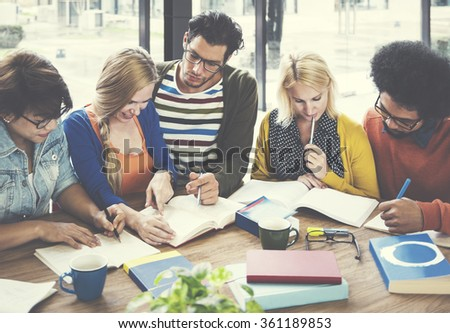 Team Meeting Ideas Discussion Planning Concept - stock photo