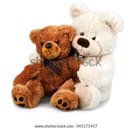 Teddy Bear. - stock photo