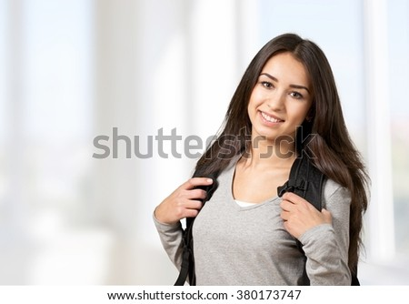 Teenager. - stock photo