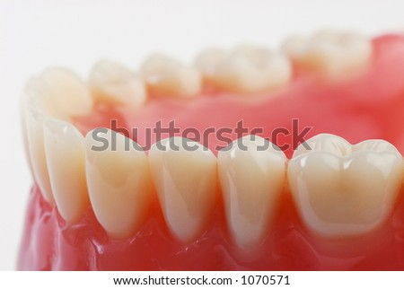 teeth 2 - stock photo
