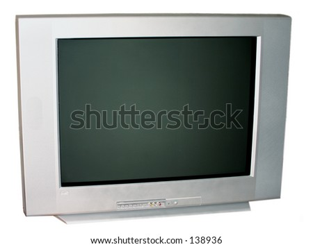 Tele - stock photo