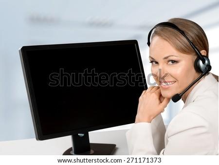 Telephone, Vitality, Support. - stock photo