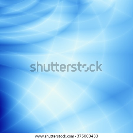 Template bright blue texture technology power background - stock photo