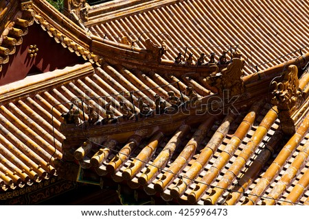 Temple of Heaven - stock photo