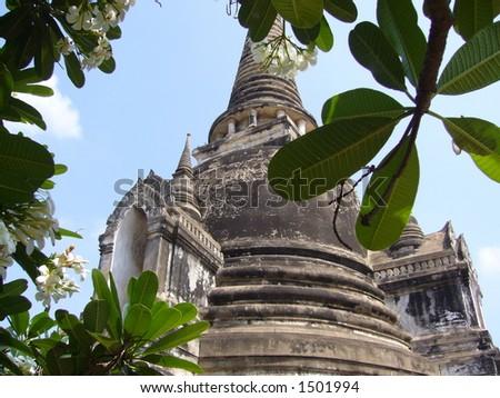 Temple Thailand - stock photo