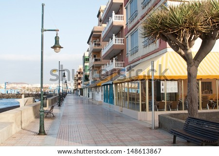 Tenerife. Canary islands. Spain - stock photo