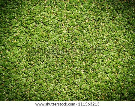 Tennis court background with vignette - stock photo