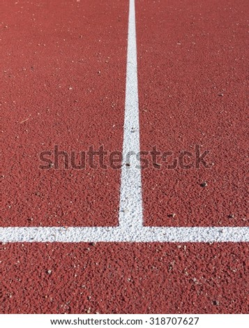 Tennis court grass play game background texture pattern line sport outdoor - stock photo