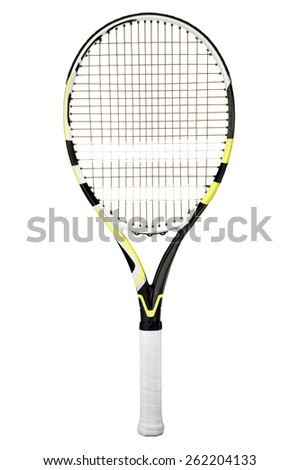 Tennis Racquet  - stock photo
