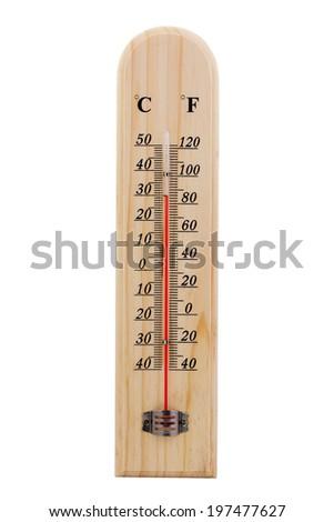 termometer - stock photo