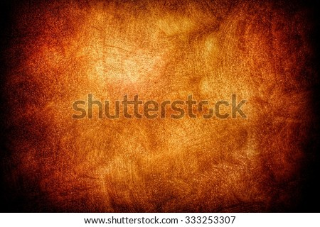 terra cotta wall background texture - stock photo