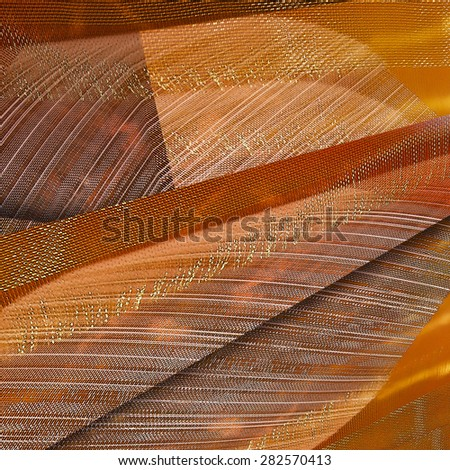 Terracotta colors background - stock photo