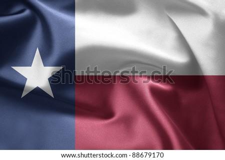 Texas - stock photo