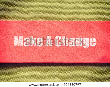 text on Background old retro vintage style - stock photo