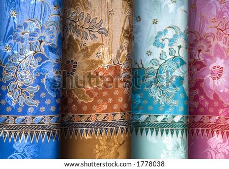 Textile - stock photo