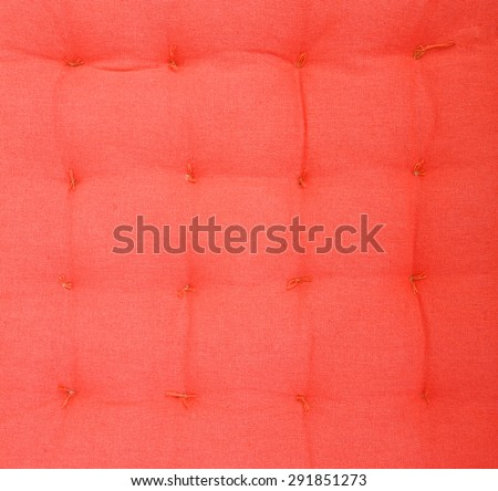 Textile red background - stock photo