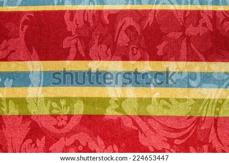 textile texture for background isolated in the closeup - stock photo