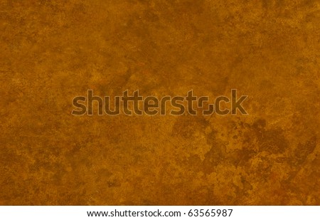 Texture, copper and stained - stock photo