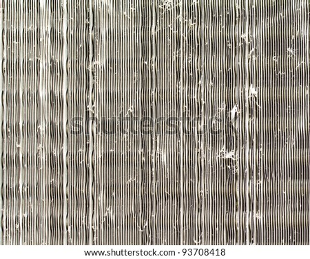 Texture:dirty of the compressor of air conditioning - stock photo