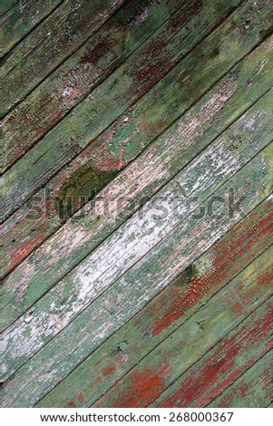 Texture Grunge background wood wall. - stock photo