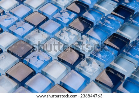 texture mosaic tiles, texture mosaic for the bathroom to the kitchen, zhdya floor and walls, used to repair the premises, structure design decor. - stock photo
