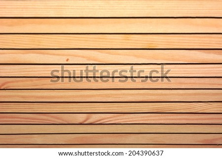 Texture - natural wood boards (plank) with knots and fibers. High resolution background. - stock photo
