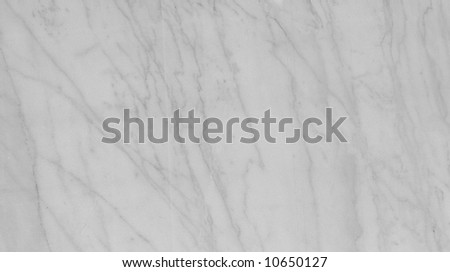Texture of a block of marble  in the quarry. - stock photo