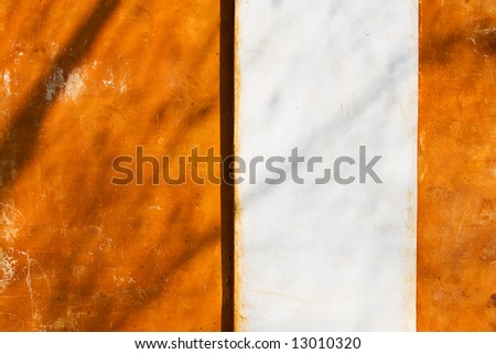 Texture of a grungy wall - stock photo