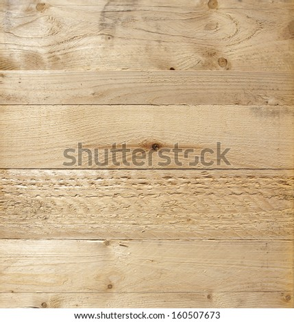 Texture of a wood cargo crate, Worn. Horizontal Stats. - stock photo