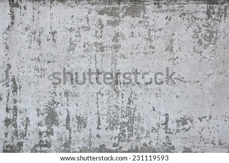 Texture of background: grunge concrete wall - stock photo