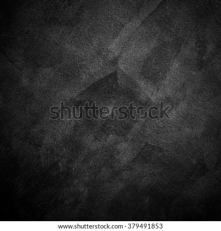 texture of black paint background - stock photo
