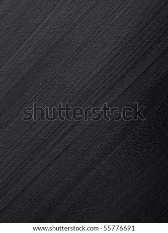 texture of black wallpaper - stock photo