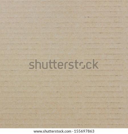 texture of carton paper background close ip - stock photo