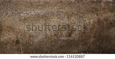 texture of chocolate wood - stock photo