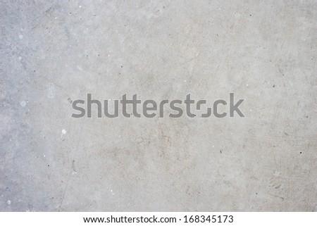 Texture of concrete floor - stock photo