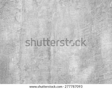 texture of gray stucco wall - stock photo