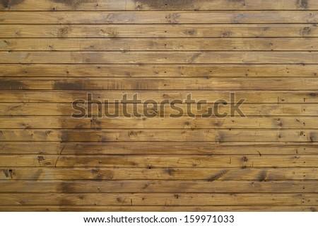 Texture of pine siding. - stock photo