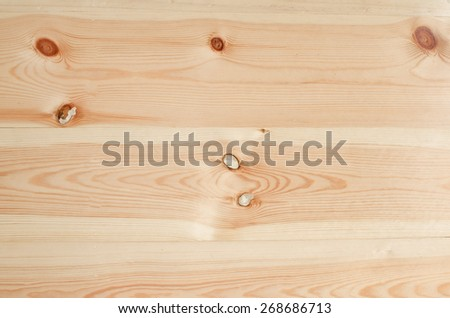 Texture of pine wood background - stock photo