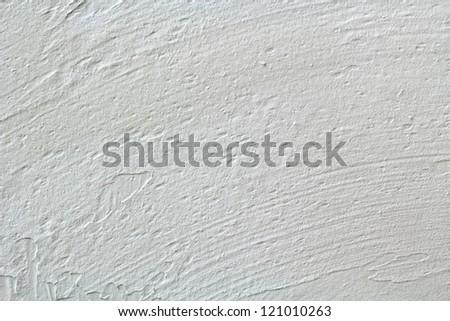 Texture of plaster - stock photo