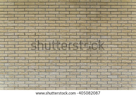 texture of red brick wall - stock photo