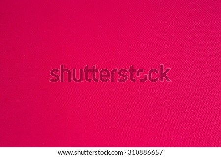 Texture of red fabric background - stock photo