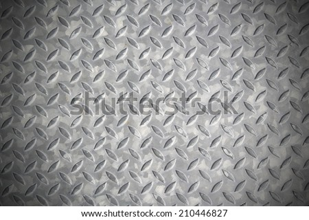 Texture of steel. - stock photo